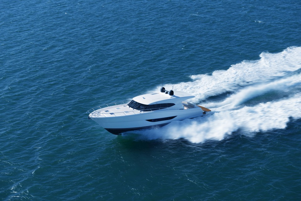 360 VR Virtual Tours of the Maritimo S59
