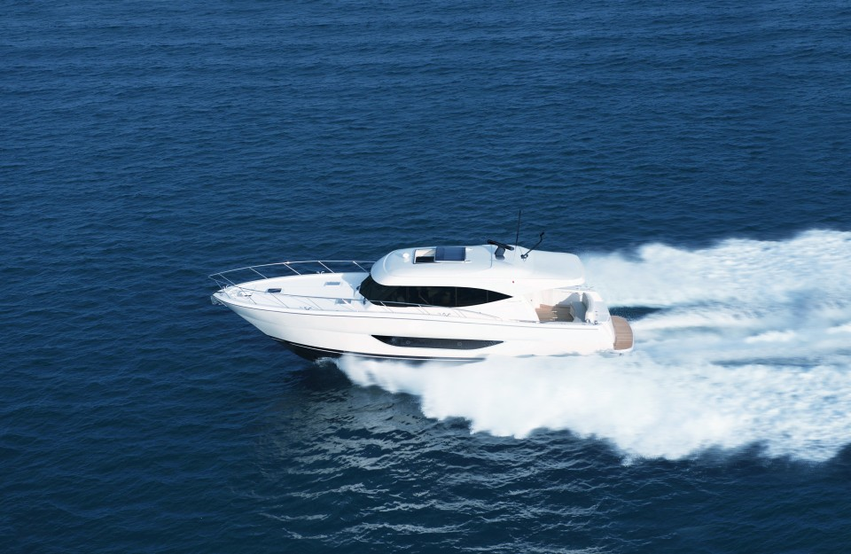 360 VR Virtual Tours of the Maritimo S51